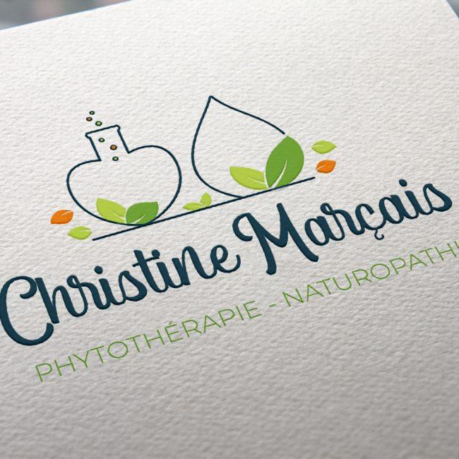 Création Logo Naturo Phyto Pays de Gex